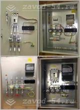 Щиты учёта электроэнергии 380В с трансформаторами тока