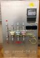 Щит учёта 380В с трансформаторами тока